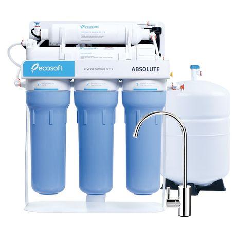 Фильтр питьевой воды. Акционные цены! Система обратного осмоса