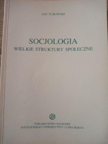 Socjologia-Wielkie Struktury Społeczne