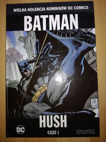 Wielka Kolekcja Komiksów DC - Tom 1 - Batman - Hush, część 1