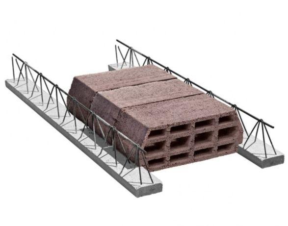 Belka stropowa teriva keramzyt 6,40 strop teriva krotoszyn ostrów