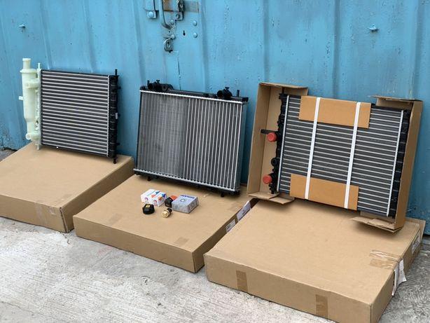 Радиатор охлаждения Fiat Bravo Brava Marea 1.4 1.6 1.8 2.0 1.9 TD JTD