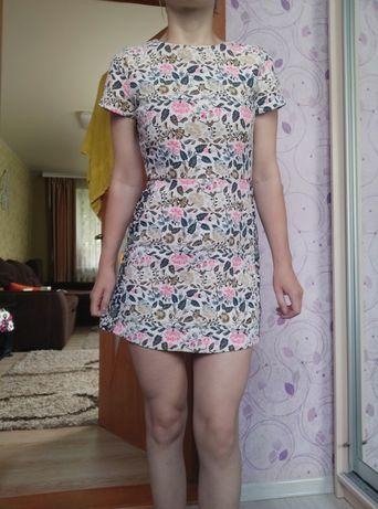 Платье, сукня лiтня