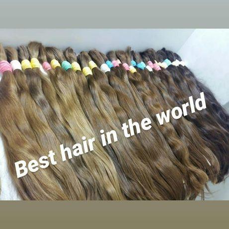 Virgin Slavic Russian Hair for WIG Натуральные Славянские Волосы Парик