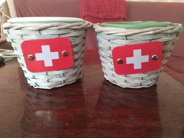 Горшки керамические Швейцария