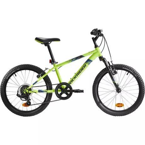 "Bicicleta rockrider ST 500 - 20"""