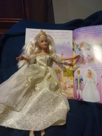 Barbie Cinderela 1999.