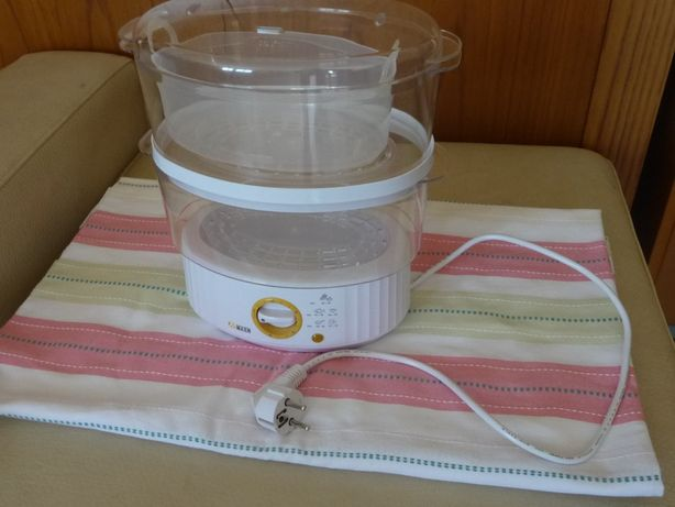 sistema / aparelho de cozinhar a vapor elétrico - NOVO