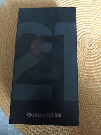 Telefon Samsung Galaxy S 21 5G 8/ 256GB Grey Nowy Nieotwierany