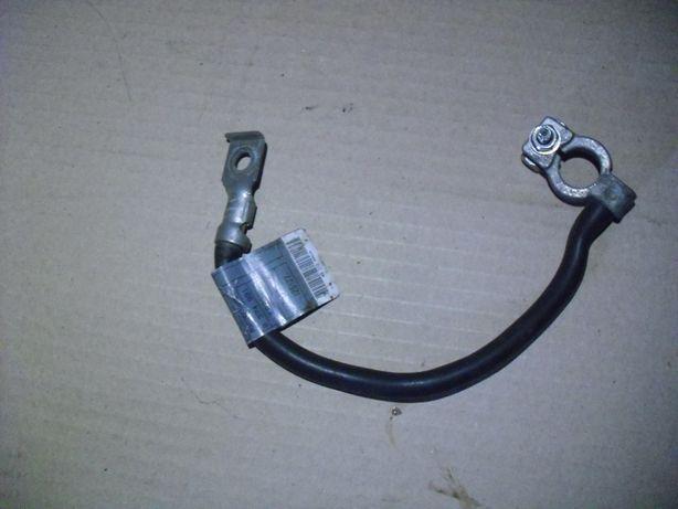Провод минусовой клема на BMW E46 3 series