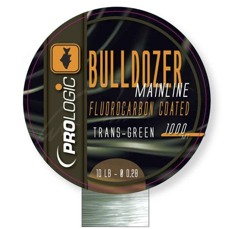 ЛЕСКА PROLOGIC Bulldozer fluorocarbon 1000 м