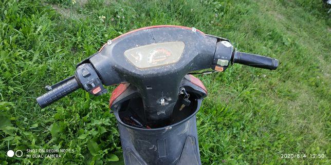 Китайский скутер 50сс
