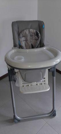Krzesełko do karmienia Baby desing lolly pastel