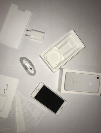 Iphone 7 32 GB stan idealny, kompletny zestaw.