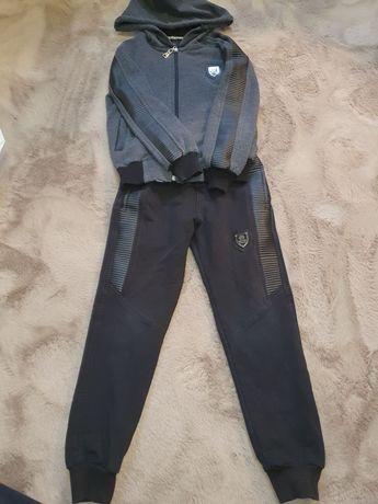 спортивный костюм на 6 лет, 116-122 см