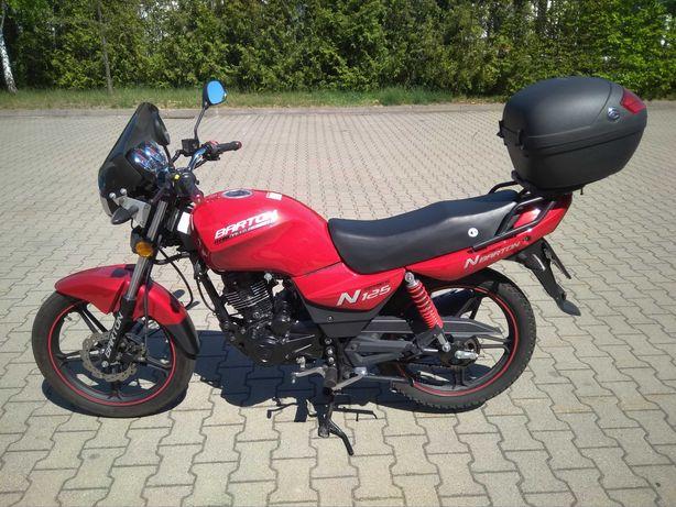Motocykl Barton N125