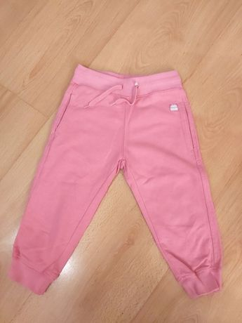 Różowe spodnie dresowe Kapphal 86