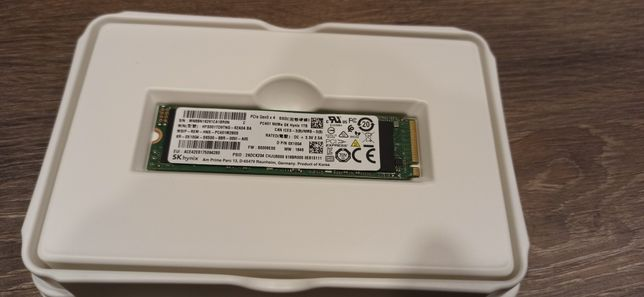 SSD NVMe SK Hynix 1tb