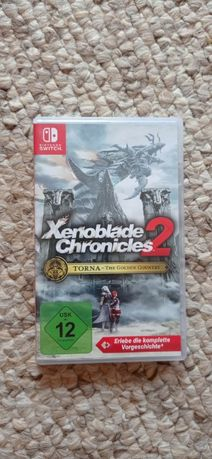 XENOBLADE CHRONICLES 2:Torna - The Golden Country - dodatek, Nintendo!