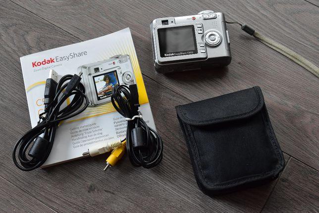Aparat fotograficzny KODAK C503 oryginalny kabel AV USB jak Nowy CD