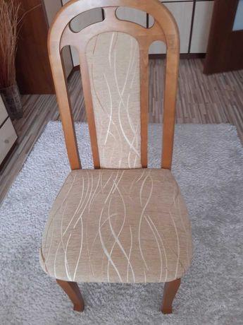 Krzesła tapicerowane 4 szt