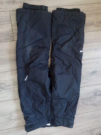 spodnie dziecięce zimowe snowboard narty Wedze 125-132 Decathlon