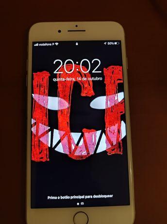 iPhone 8 plus como novo