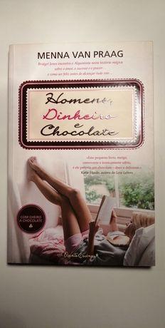 Livro Homens, dinheiro e chocolate