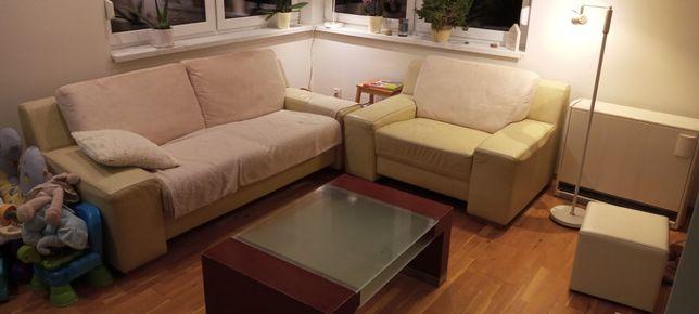 Sofa i fotel - skórzane i stylowe
