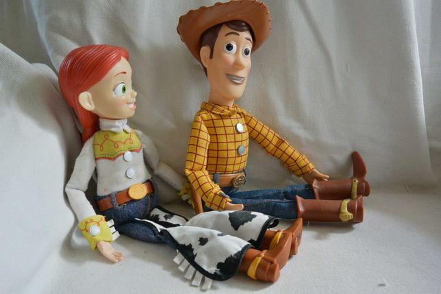 lalka Jessie Disney z bajki Toy Story interaktywna gada +chudy, okazja