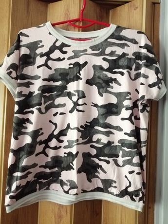 Bluzeczka  moro roz. XL