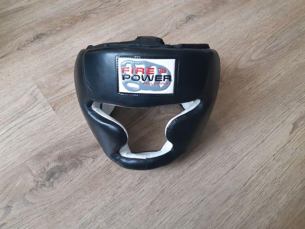 Шлем для занятий боксом FirePower