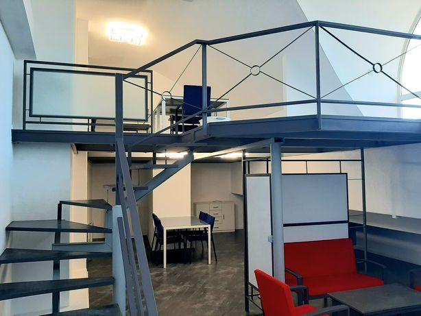 НОВЬІЙ  офис LOFT Industrial - ПЕНТХАУС формате Open Space