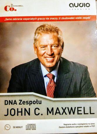 CD John C. Maxwell - DNA zespołu - audio learning