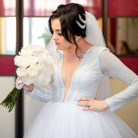 Оренда /продаж Весільна сукня тренд 2020  знижка, вигідна ціна