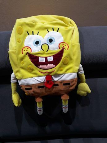 Plecak SpongeBob Kanciastoporty