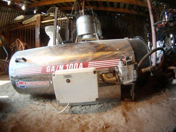 Газовый теплогенератор 100кВт.