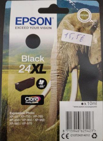 Tinteiros Epson XP 750/850 várias cores e capacidades.