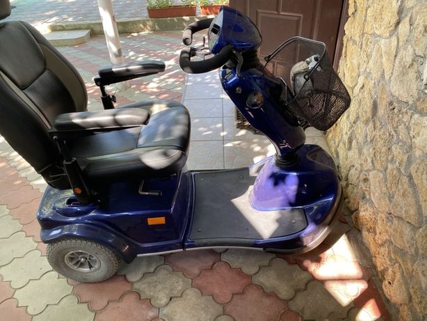 Коляска скутер