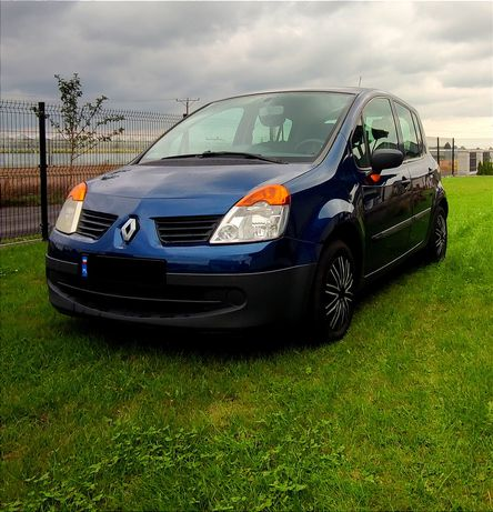 Renault Modus 1,4 benzyna