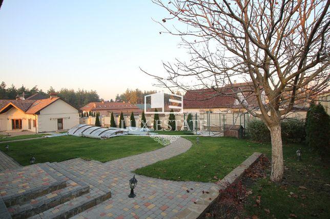 Аренда элитного дома с бассейном в п. Ходосовка, рядом Лесники