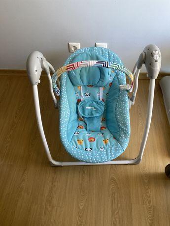 Cadeira de balanço eletrica