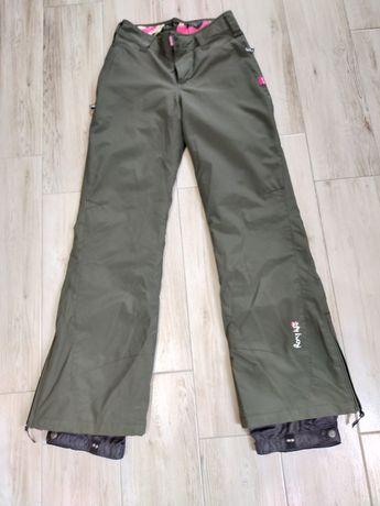 """Niższa cena!!! Damskie spodnie na snowboard """"Roxy live x-series""""  XS/S"""