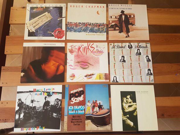 Conjunto de Vinil Soft Rock, Rock, Pop etc. 80´s / 90´s