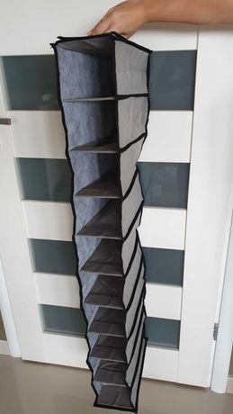 Półka na buty materiałowa