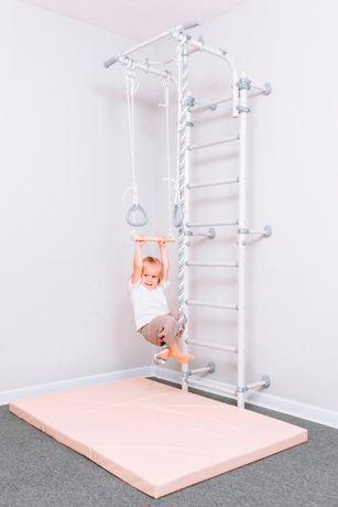 Drabinka gimnastyczna dla dziecka Next-1 biała