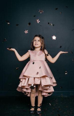 Продам нарядное платье Malyna 122см