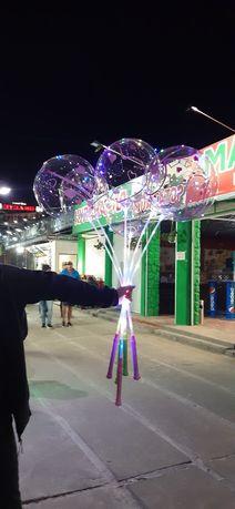 Бобо шары светящиеся шарики оптом