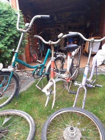 Rower rama Wigry,jubilat i acum ZSSSR
