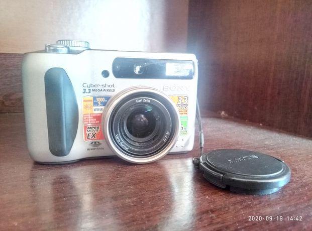 продам Sony DSC-S75 Review