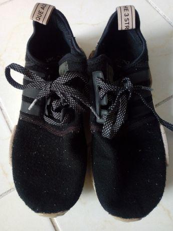 Byty adidas czarne